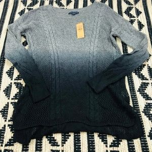 American Eagle Outfitters Ombre Sweater Soft